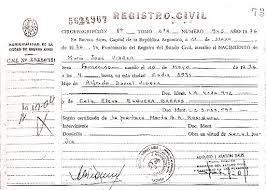 Solicitud de partidas de nacimiento matrimonio y for Certificado ministerio del interior